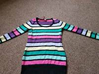 Ladies jumper dress size 8