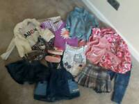 Girls clothes mostly 18 to 24