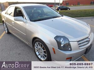 2007 Cadillac CTS *** ACCIDENT FREE ** CERT & E-TEST *** $7,999