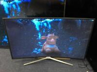 """Samsung smart curved 49"""" (nearly 50"""" ) led tv"""