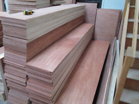 PLYWOOD OFF CUTS FROM 20p-OPEN TOMORROW