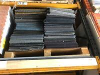 Carpet tiles job lot from 50p each