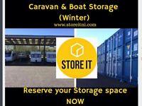 Secure Caravan Boat Car & Self Storage Coleraine North Coast, Winter Summer Storage Portrush,