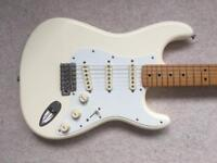 Fender '60s Classic Reverse Headstock Stratocaster (like Hendrix)
