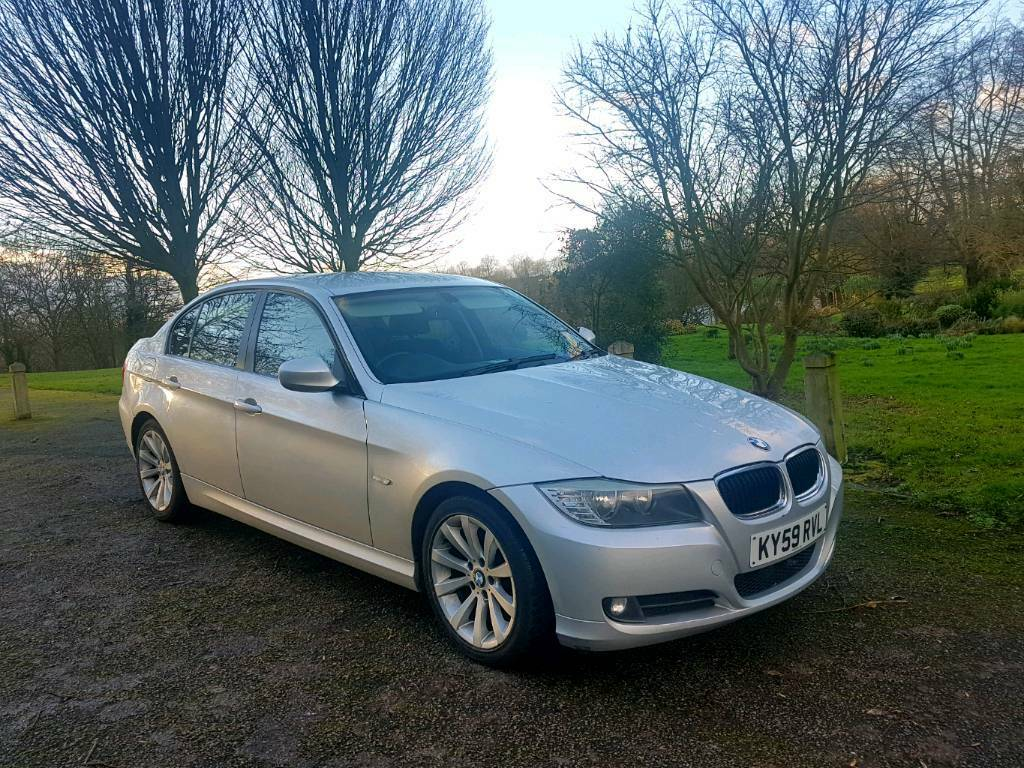 BMW 318D SE 2009 1 OWNER FSH! NEW FLYWHEEL AND 3 PIECE CLUTCH KIT!