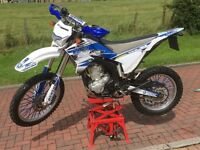 Yamaha wr250r on/off road enduro