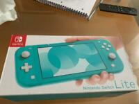 Nintendo Switch Lite Handheld