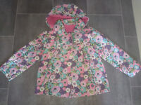 Girls spring coat/jacket 4-5 yrs Ex con