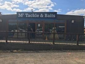 Fishing Tackle Shop for sale on Growing Fishery with 6 Lakes- FINAL PRICE DROP