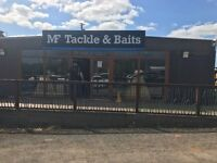 Fishing Tackle Shop on Growing Fishery with 6 Lakes
