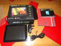 Archos 80 Cobalt 8GB, Wi-Fi, 8'' Dual Core CPU HB 1080p Black Tablet