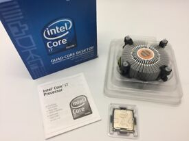 Intel Core i7-920 2.66 GHz Quad Core Processor - Boxed with Cooling Fan