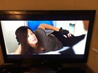 "Panasonic Viera 42"" Full HD 1080p LED TV Plus BluRay Player"