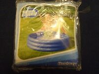BESTWAY SPLASH AND PLAY PADDLING POOL FOR A YOUNG CHILD BRAND NEW AND SEALED