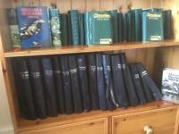 Collection of 42 chaseform and chaser &hurdlers horse racing books