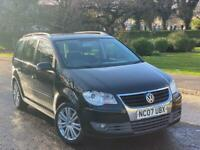 2007 Volkswagen Touran 2.0 TDI SE 83K Low Miles 7 Seater 2 Keys +Not Ford VW Seat Audi