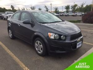2013 Chevrolet Sonic LT**Low kms!  Heated Seats!**
