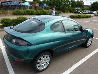 Ford Puma 2001 1.7 16V Green