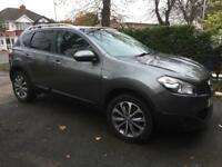 2011 Nissan Qashqai Tekna 67000 miles Full main dealer history CAT D