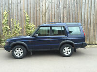 2003 53 LAND ROVER DISCOVERY TD5 AUTO GS 7 SEATER