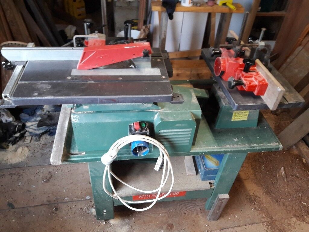 Kity Bestcombi K5 Combination Woodworking Machine In Lochgilphead