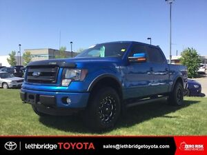 Certified 2014 Ford F-150 FX4 - LIFTED! TIRES  RIMS!