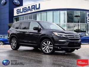2016 Honda Pilot Touring AWD,DVD,7 PASSENGER ,LOADED