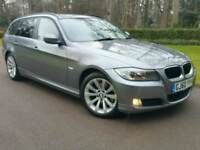 2010 60 BMW 320D SE BUSINESS EDT'N**AUTO**FSH*LEATHER*SAT-NAV*H/SEATS*H/STEERING*I-DRIVE*#M SPORT