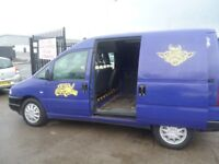 Citroen DISPATCH HDI,1997 cc Panel Van,clean tidy van,runs and drives very well,sliding doors