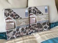2 New Single Duvet Sets including Pillow Case