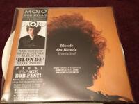 Bob Dylan Mojo Collectors Vinyl Blonde on Blonde