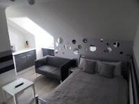 Studio Apartment, ALL bills inc. electrics on coins
