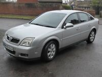 VAUXHALL VECTRA BREEZE, 1.8 petrol, silver, MOT to 3 Sept '18, 1 owner from new. Service history
