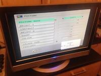 """JVC LCD 32"""" TV"""