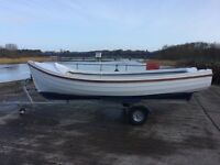Orkney Longliner 16 boat