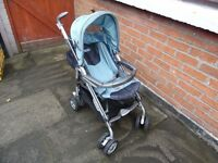 Mamas &Papas pram 2 in 1