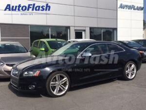 2011 Audi S5 4.2L Premium-Plus *Bang-&-O* GPS/Camera* Clean!