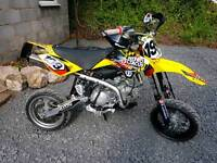 Ycf daytona 150 road legal pit bike supermoto