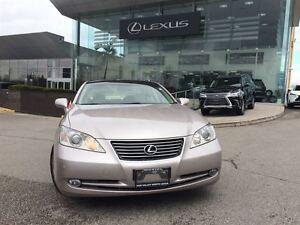2008 Lexus ES 350 Leather Sunroof