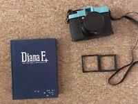 Lomography Diana F+ Camera takes 120 Film