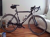 Excellent condition Cube Road Bike / Cyclocross race pro 2014 model
