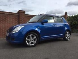 2007 Suzuki Swift 1.5