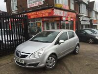 VAUXHALL CORSA, FULL SERVICE HISTORY, 12 MONTHS M.O.T, DIESEL