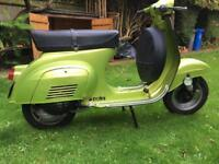 Vespa 90 '130 Polini' 1967 ...please read