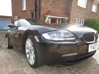 BMW Z4 2.0i SPORT - FULL BMW SERVICE HISTORY, 12 MONTHS MOT - THE ULTIMATE SUMMER ESSENTIAL!