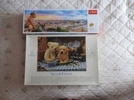 1000 piece jigsaw puzzles x 20