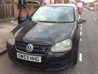 Volkswagen Golf 1.6 GT 2004 Fully loaded R32 alloys bargain... not Astra focus