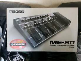 BOSS ME-80 AS NEW IN BOX