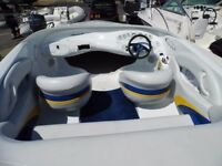 baja hammer 22 power boat 7.4 mpi inboard 100 hrs only stunning may px