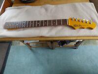 Fret King Corona/Stratocaster/Telecaster Neck